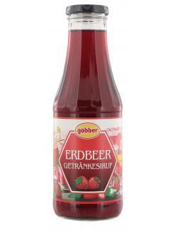 Eystruper Getränkesirup Erdbeer (500 ml) - 4054600096334