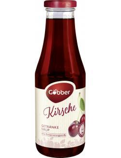 Göbber Kirsch Getränkesirup
