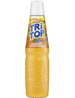 Tri Top Sirup Orange-Mandarine