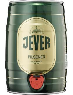 Jever Pilsener Partyfass (5 l) - 4008948156014