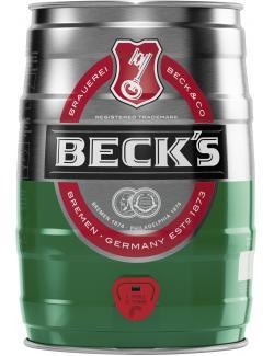 Beck's Pils Partyfass