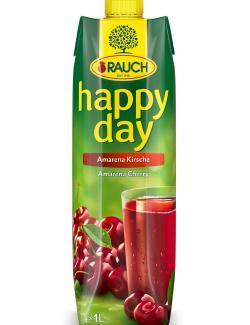 Rauch Happy Day Amarena Kirsche
