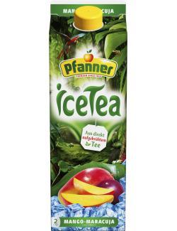 Pfanner Ice Tea Mango-Maracuja