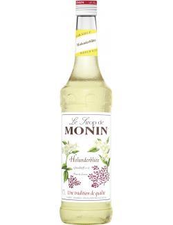 Monin Sirup Holunderblüten (700 ml) - 4008077741624