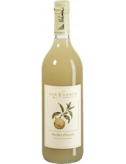 Van Nahmen Weißer Pfirsichnektar