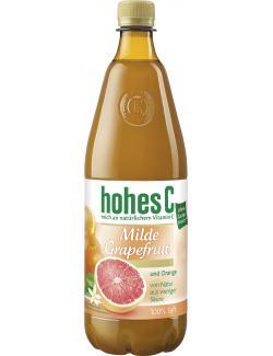 Hohes C Milde Grapefruit und Orange (1 l) - 4045145287707