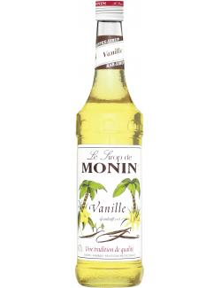 Monin Sirup Vanille (700 ml) - 4008077741211
