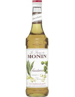 Monin Sirup Macadamia (700 ml) - 4008077741549