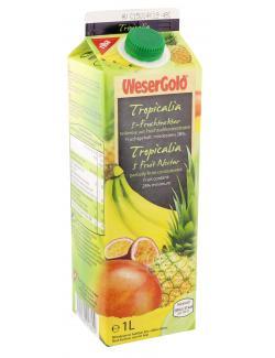Wesergold Tropical 5-Fruchtnektar