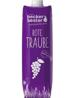 Becker's Bester Roter Traubensaft