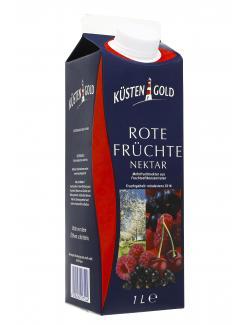 Küstengold Rote Früchte Nektar