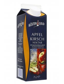 Küstengold Apfel Kirsch Nektar