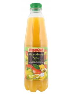 Wesergold Mango-Maracuja Nektar