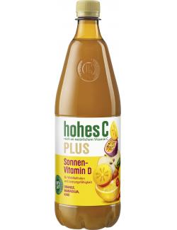 Hohes C Plus Sonnenvitamin D