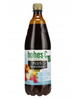 Hohes C Plus Calcium & Vitamin D