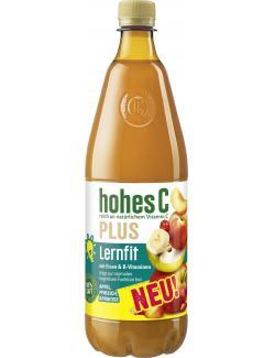 Hohes C Plus Lernfit mit Eisen & B-Vitaminen