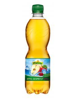 Pfanner Apfel-Spritzer still 55% Nektar