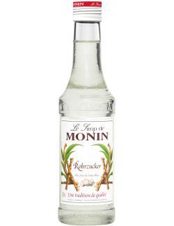 Monin Sirup Weißer Rohrzucker