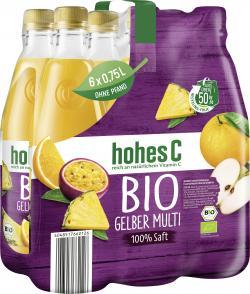 Hohes C Bio Gelber Multi