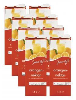 Jeden Tag Orangennektar