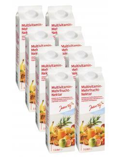 Jeden Tag Multivitamin Fruchtnektar
