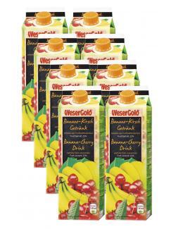 Wesergold Banane Kirsch