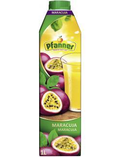 Pfanner Maracuja Getränk