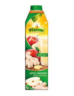 Pfanner Apfel-Ingwer Saft