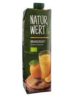 NaturWert Bio Orangensaft