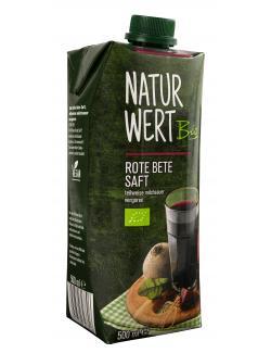 NaturWert Bio Rote Bete Saft