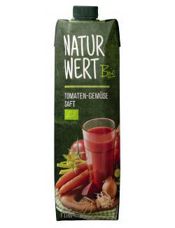 NaturWert Bio Tomaten-Gemüse Saft