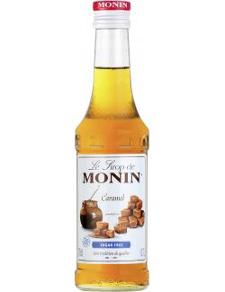 Monin Sirup Karamell Sugar Free