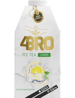 Bild für 4Bro Ice Tea Zitronen-Geschmack