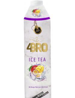 Bild für 4Bro Ice Tea Mango-Maracuja-Geschmack