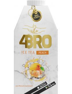 Bild für 4Bro Ice Tea Pfirsich-Geschmack