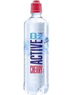 Active O2 Two Erfrischungsgetränk Cherry (Einweg)