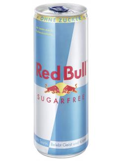 Red Bull Energy Drink sugarfree (Einweg)