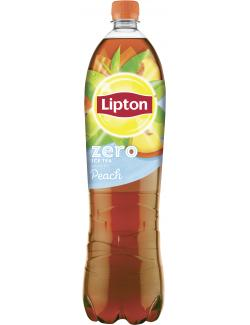 Lipton Ice Tea Zero Peach