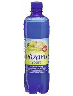 Vivaris Sport Grapefruit-Zitrone (500 ml) - 4002846904081