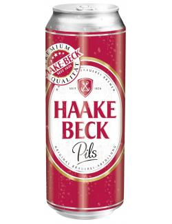 Haake-Beck Pils (Einweg)