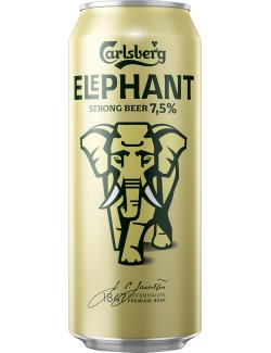 Carlsberg Elephant Starkbier (Einweg)