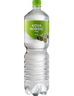 Aqua Nordic Erfrischungsgetränk Apfel (Einweg)