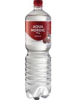 Aqua Nordic Erfrischungsgetränk Kirsche (1,50 l) - 4027109908248