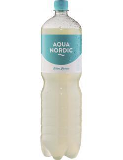 Aqua Nordic Bitter Lemon (Einweg)