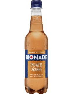 Bionade Ingwer-Orange (Einweg)