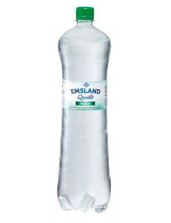 Emsland Quelle Mineralwasser medium (1,50 l) - 4002846903572