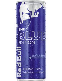 Red Bull Energy Blue Edition Heidelbeere (Einweg)