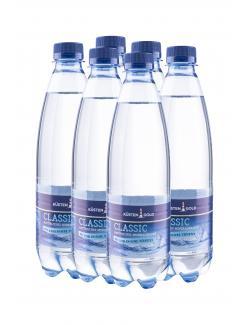Küstengold Mineralwasser classic