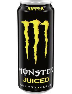 Monster Ripper Juiced (500 ml) - 4051415000051