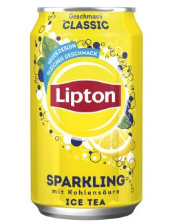 Lipton Ice Tea Sparkling Classic (Einweg)